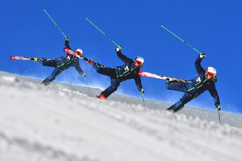 5. Formations-Europameisterschaften in Samnaun