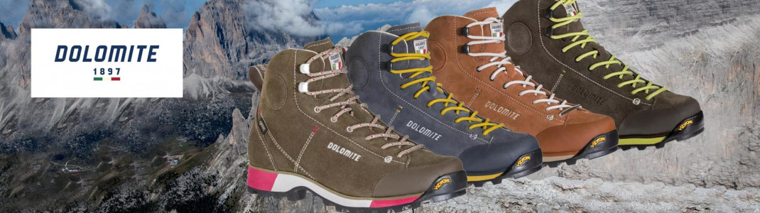Win a high-quality hiking boot from Dolomite!