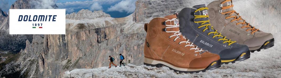 Jetzt hochwertige Wanderschuhe von Dolomite gewinnen!