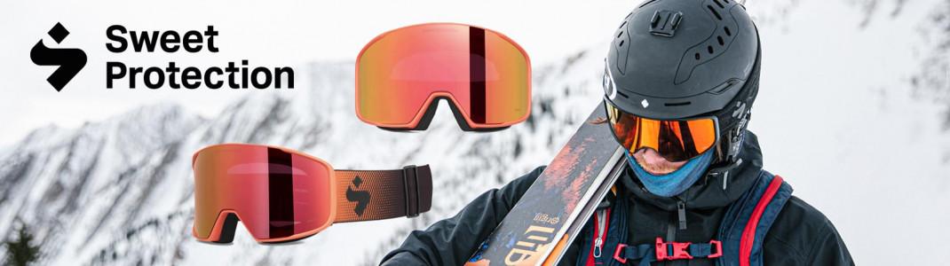 Gewinne die brandneue Boondock Goggle von Sweet Protection!