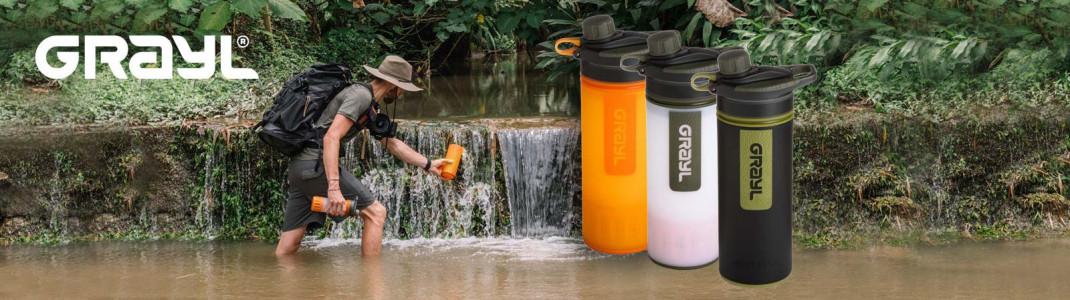 Gewinne den schnellsten Wasserreiniger der Welt!