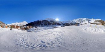 Schneesicheres Saas-Fee *** 1800 - 3500