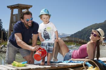 Familienpauschale klein - Sommer