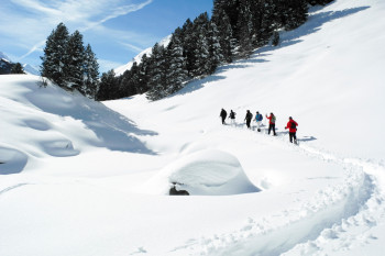 Winter at 1.900 m