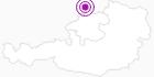 Unterkunft Pension Monika im Mühlviertel: Position auf der Karte