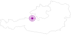 Unterkunft Hotel Vier Jahreszeiten im Salzkammergut: Position auf der Karte