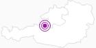Unterkunft Gästehaus Moderegger im Salzkammergut: Position auf der Karte
