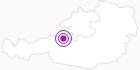 Unterkunft Gästehaus am Alpenpark im Salzkammergut: Position auf der Karte