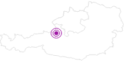 Accommodation Gästehaus Rehwinkl in the Salzkammergut: Position on map
