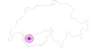 Unterkunft Fewo Besse in Ovronnaz: Position auf der Karte