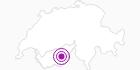 Unterkunft Hotel Gädi in Grächen - St.Niklaus: Position auf der Karte