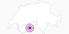 Webcam Panoramablick Grächen in Grächen - St.Niklaus: Position auf der Karte