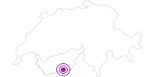 Unterkunft Fewo Haus Im Hof in Zermatt: Position auf der Karte