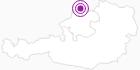 Unterkunft Wallnöfhof in Donau Oberösterreich: Position auf der Karte