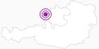 Unterkunft Pension Talblick in Donau Oberösterreich: Position auf der Karte