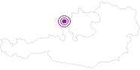 Unterkunft Haus Brugman in Donau Oberösterreich: Position auf der Karte
