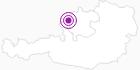 Unterkunft Fewo Adriana in Donau Oberösterreich: Position auf der Karte