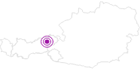 Unterkunft Fewo Jägerhof in der Ferienregion Hohe Salve: Position auf der Karte