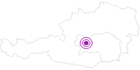 Unterkunft FWH Planneralm App. Mandlberger in der Alpenregion Nationalpark Gesäuse: Position auf der Karte
