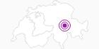 Unterkunft Hotel Alpenrose in der Jungfrau Region: Position auf der Karte