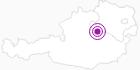 Unterkunft Biohof Breitenberg im Mostviertel: Position auf der Karte