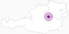 Unterkunft Gasthor Hochkarhof im Mostviertel: Position auf der Karte