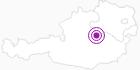 Unterkunft Gasthof Eschau im Mostviertel: Position auf der Karte