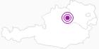Unterkunft Haus Ensmann im Mostviertel: Position auf der Karte