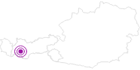 Unterkunft Hotel Goies in Serfaus-Fiss-Ladis: Position auf der Karte