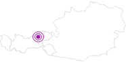 Unterkunft Denggn im Ski Juwel Alpbachtal Wildschönau: Position auf der Karte