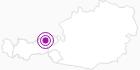 Unterkunft Sieglhof im Ski Juwel Alpbachtal Wildschönau: Position auf der Karte