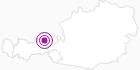 Unterkunft Holzknechthütte im Ski Juwel Alpbachtal Wildschönau: Position auf der Karte