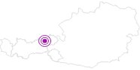 Unterkunft Pension Edelweiss im Ski Juwel Alpbachtal Wildschönau: Position auf der Karte