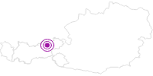 Unterkunft Frühstückspension Haus Luxen im Ski Juwel Alpbachtal Wildschönau: Position auf der Karte