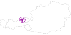 Unterkunft Kaiserhaus im Ski Juwel Alpbachtal Wildschönau: Position auf der Karte