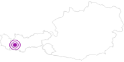 Unterkunft Haus Angelika in Paznaun - Ischgl: Position auf der Karte