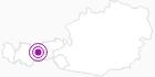 Unterkunft Gasthaus Nattererboden Innsbruck & seine Feriendörfer: Position auf der Karte