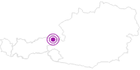 Unterkunft Alpenappartement Europa in Kitzbüheler Alpen - St. Johann - Oberndorf - Kirchdorf: Position auf der Karte