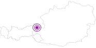 Unterkunft Pension Prem in Kitzbüheler Alpen - St. Johann - Oberndorf - Kirchdorf: Position auf der Karte