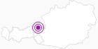 Unterkunft Appartement Brüggl V. in Kitzbüheler Alpen - St. Johann - Oberndorf - Kirchdorf: Position auf der Karte