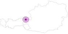 Unterkunft Gästehaus Tronegger in Kitzbüheler Alpen - St. Johann - Oberndorf - Kirchdorf: Position auf der Karte