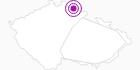 Unterkunft Harmony Club Hotel Tschechisches Riesengebirge: Position auf der Karte