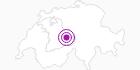Unterkunft Haus Trauffer im Haslital: Position auf der Karte