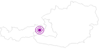 Unterkunft Bachgut-Das Resort am Berg in Saalbach-Hinterglemm: Position auf der Karte