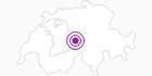 Unterkunft Chalet Gmeisli im Haslital: Position auf der Karte