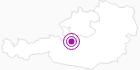 Unterkunft Bio-Bauernhof Sommerauhof im Dachstein Salzkammergut: Position auf der Karte