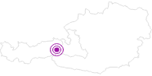 Unterkunft Gasthof Batzinger in Nationalpark Hohe Tauern: Position auf der Karte