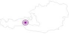 Unterkunft Gasthof Eckhäusl in Nationalpark Hohe Tauern: Position auf der Karte