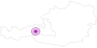 Unterkunft Bauernhof Kleinscharrn in Nationalpark Hohe Tauern: Position auf der Karte
