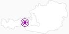 Unterkunft Privatzimmer Obertrattenbachhof in Nationalpark Hohe Tauern: Position auf der Karte
